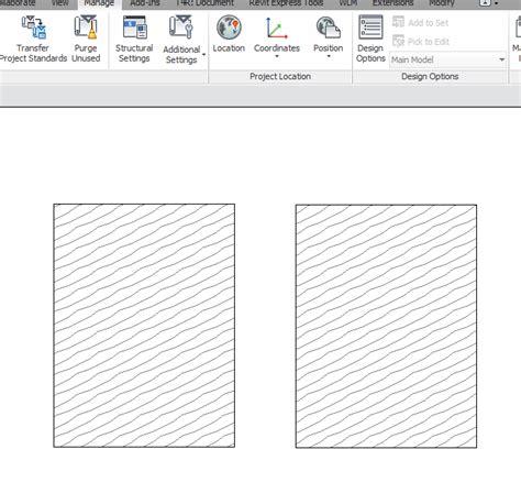 drafting pattern revit revit in plain english revit hatch mirror bug