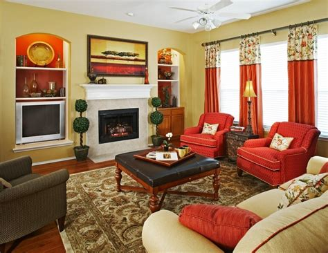 decorated family rooms ideas to organise living room on new year by homearena
