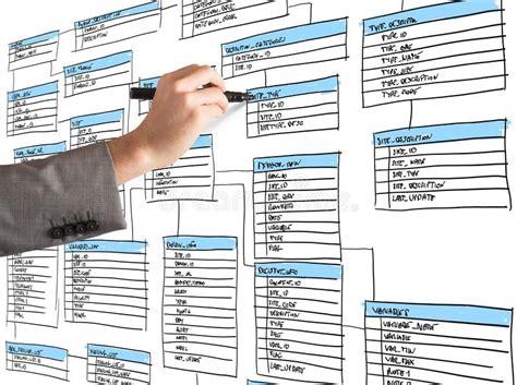 Database Programmer by Organize A Database Stock Photo Image 56628274