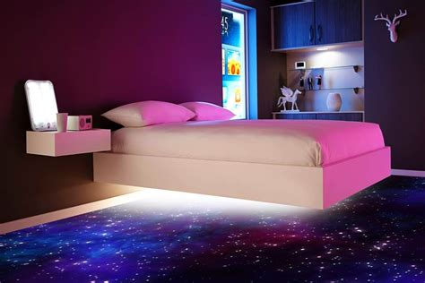 have a look at this spectacular bedroom of the future