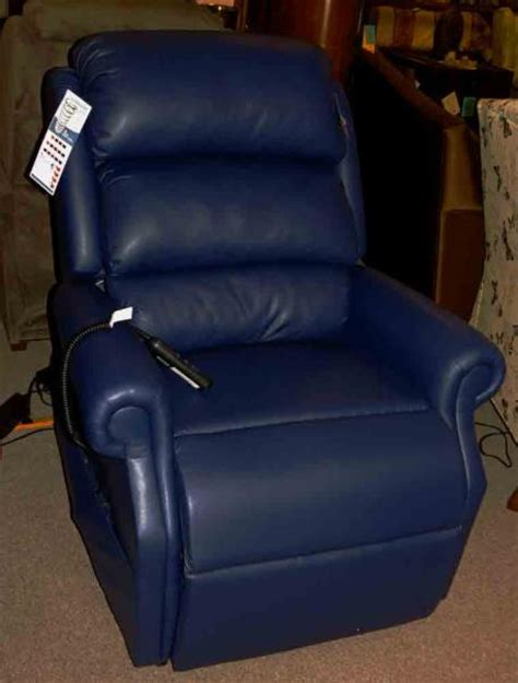 navy blue leather recliner chair navy blue leather chair brown leather accent chair living