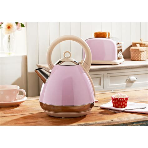 Baby Pink Bedroom Accessories - b amp m prolex pastel pyramid kettle pink 2981162