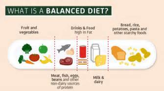 what is a balanced diet proactiv