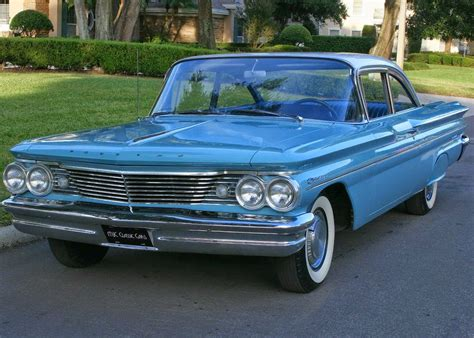 vintage cars 1960s all american classic cars 1960 pontiac catalina 2 door