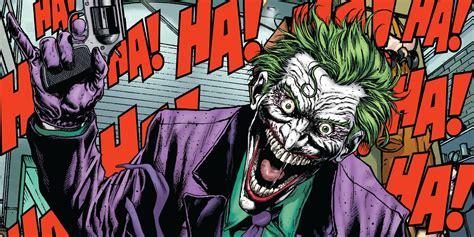 Dc Joker New 001 dc confirms joker origins is dceu separate screen rant