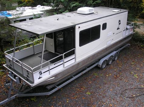 Cabin Pontoon Boat by Tracker Boat Sun Tracker Cabin Cruiser 1996 For Sale For