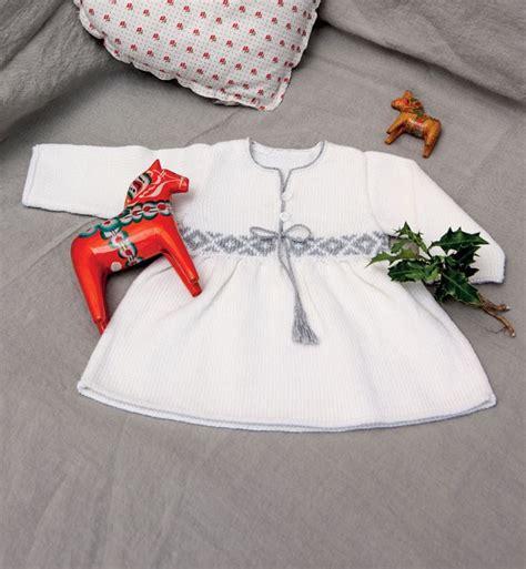 baby jurk haken en breien brei en haakpatroon jurkje
