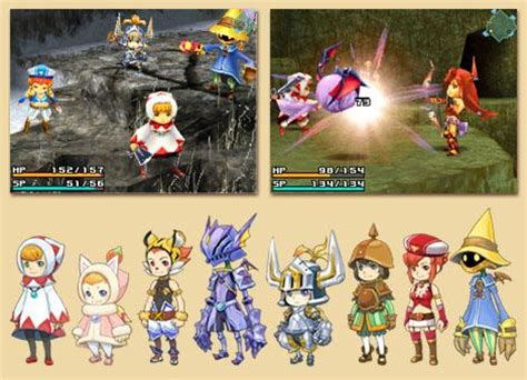 Ring Of Fates Nds Nintendo chronicles ring of fates screenshots nintendo ds the iso zone