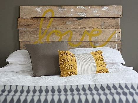 Wood Fence Headboard by Salvaged Wood Headboards Treehugger