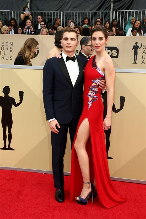 Sag Awards Couples best couples at sag awards 2018 alison brie dave franco