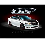 2013 Ford Taurus SHO By CGS Motorsports  Car Review Top