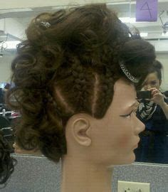 hairstyles done on a mannequin with green hair contest board on pinterest formal hair wedding hair