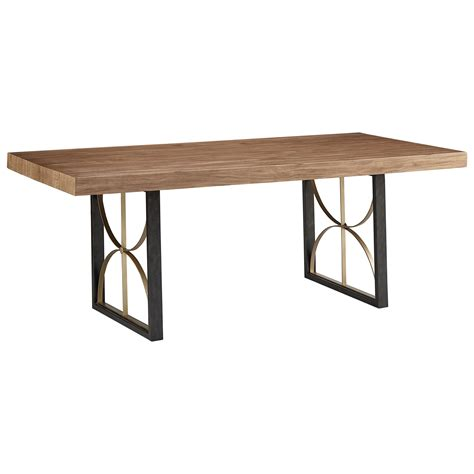 7 dining table magnolia home by joanna gaines modern 7 dining table with