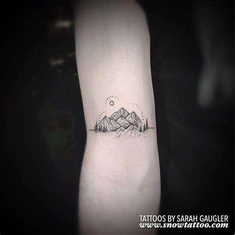 fine line tattoo new york ny snow tattoo tattoos by sarah gaugler