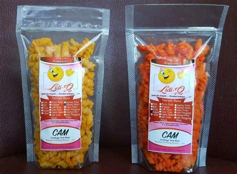 Jual Plastik Kemasan Snack Jual Mie Lidi Dan Makaroni Kemasan Cantik Plastik Duduk