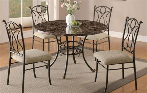 metal dining room table what to consider on choosing the right metal dining table