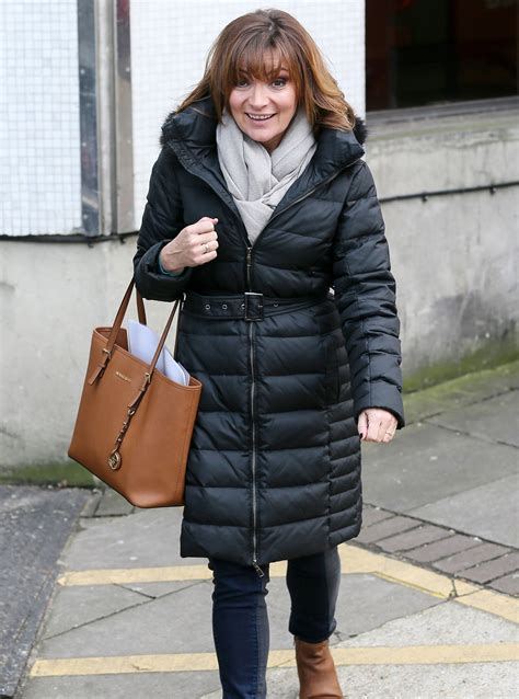 celebrity pink winter jacket the puffer coat woman and home