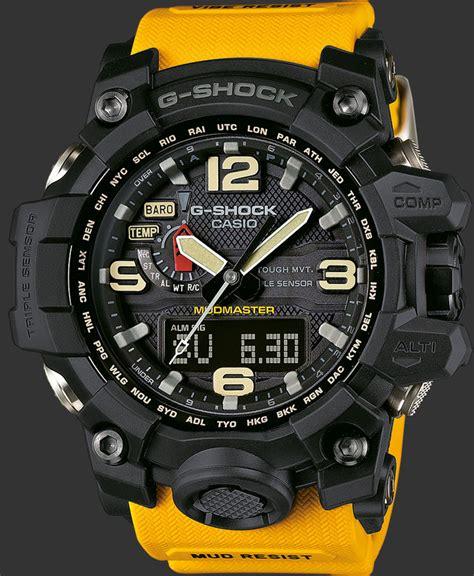 Casio G Shock Gwg 1000 T2 g shock watches premium