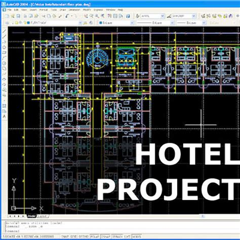 hotel floor plan dwg general dwg hotel project auto