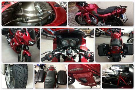 Yamaha Motorrad Touren by Eber Products Motorrad Touren