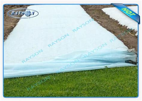 Landscape Fabric Non Toxic 45gsm Heavy Duty Landscape Fabric For Garden 2 Uv Resistance