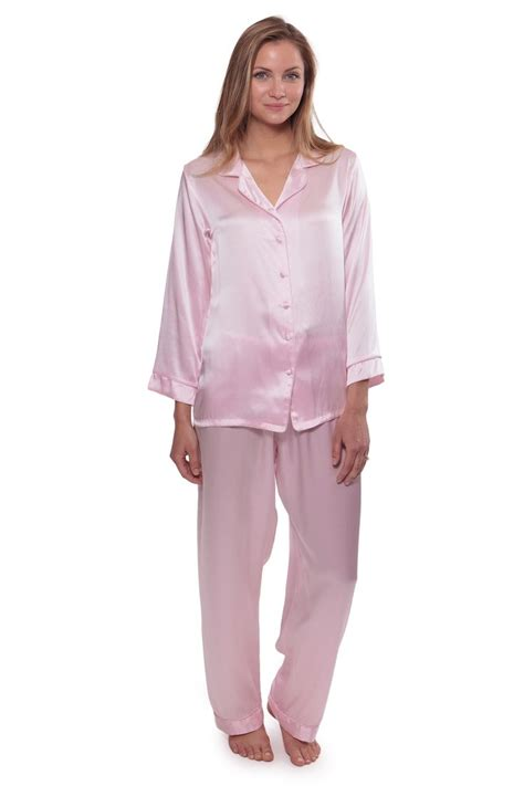 Silk Pajamas by 1000 Ideas About Womens Silk Pajamas On Silk