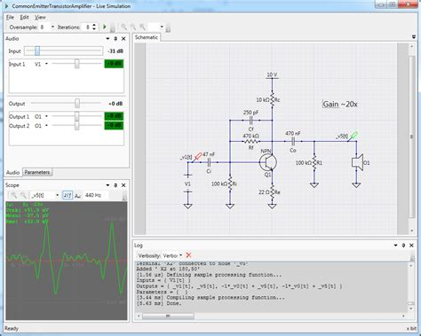 transistor lifier design software transistor lifier software 28 images simple prelifier