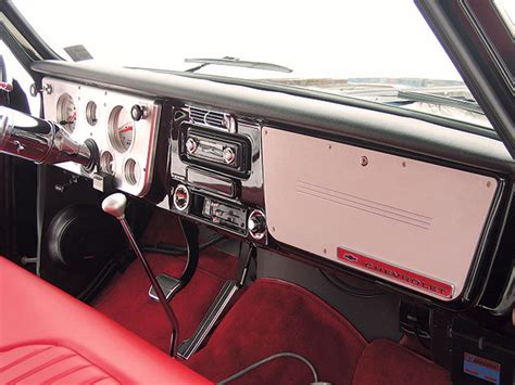1970 Chevy C10 Interior by 301 Moved Permanently
