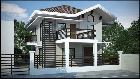 studio type house design architectural home design by rgvergara design studio category private houses type