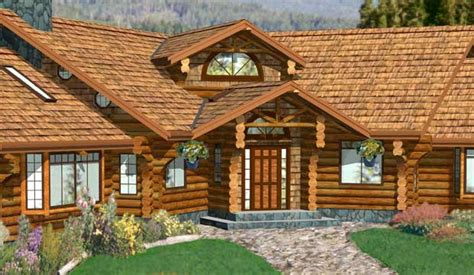 log home 3d design software log home plan cabin design kit software