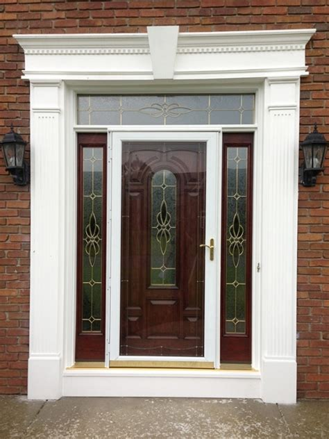 Exterior Door Installation by Home Entrance Door Entrance Door Trim