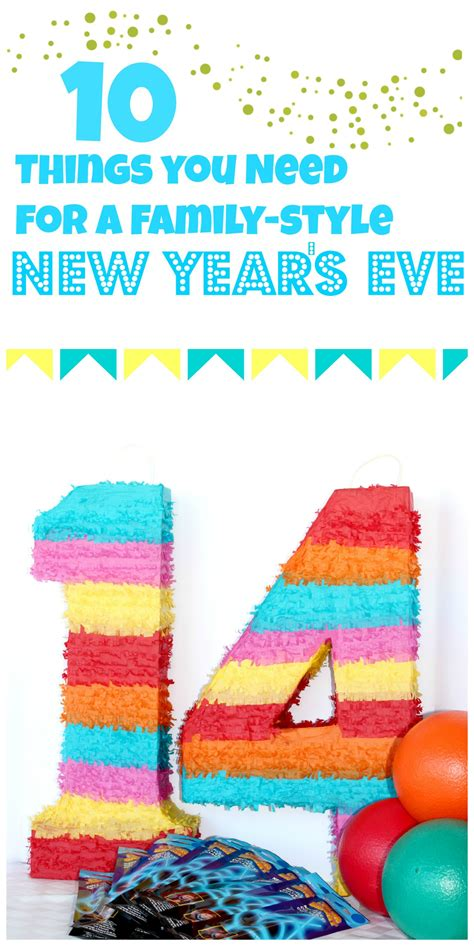 family things to do on new years 10 things you need for a family style new year s