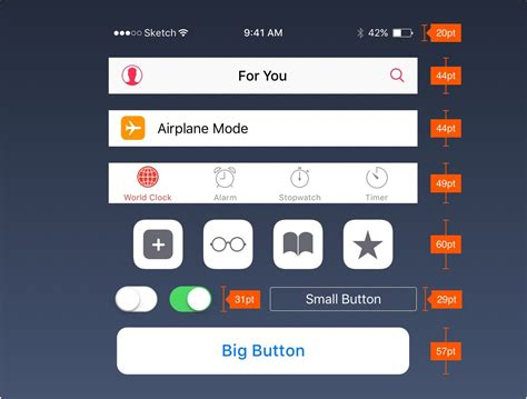 Ios Design Guidelines Button Size | tap button design google search ux pinterest ios
