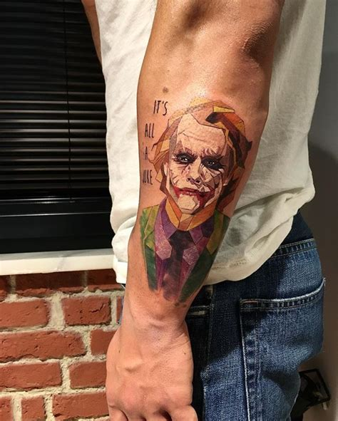 joker tattoo tutorial best 25 batman joker tattoo ideas on pinterest joker