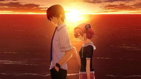 sad couple wallpaper com sad anime wallpapers 183
