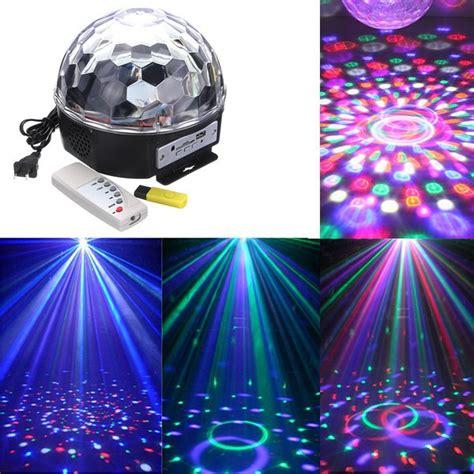 lu disco musik speaker usb led magic light