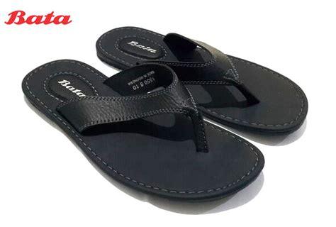 Sepatu Merk Power Bata jual bata summer 6810 sandal jepit pria hitam