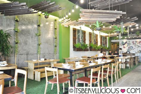 Earths Kitchen by Earth Kitchen Farm To Table Restaurant In Bgc Healthy