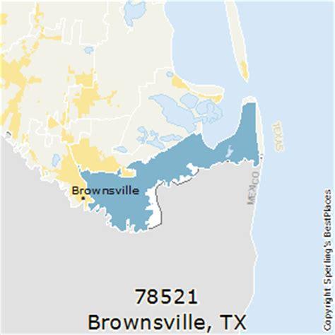 brownsville texas zip code map best places to live in brownsville zip 78521 texas