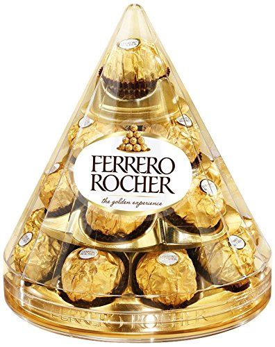 Ferrero Rocher By Jadoel Snack kinder happy snack sacchetto babbo natale