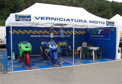 Jual tenda paddock racing Harga Murah Jakarta oleh Inter