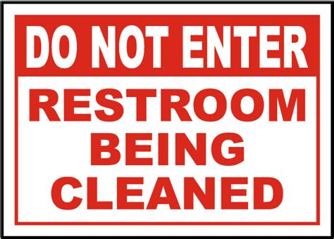 do not use bathroom signs do not use bathroom signs do not use toilet sign