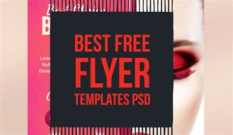 Free Salon Flyer Templates Joy Studio Design Gallery Best Design Best Free Flyer Templates