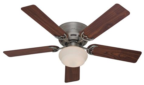 ceiling fan 52 52 quot low profile iii plus ceiling fan 20801 in