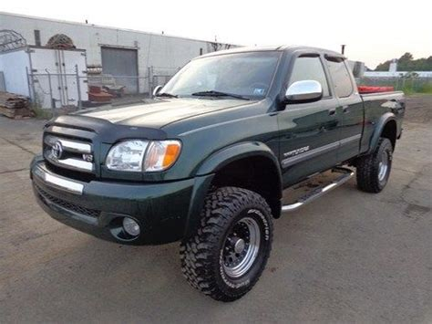 2003 Toyota Tundra For Sale Buy Used 2003 Toyota Tundra Sr5 4x4 Truck Low