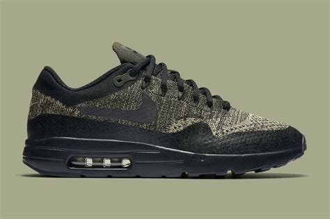 fly knit air max nike air max 1 ultra flyknit olive california