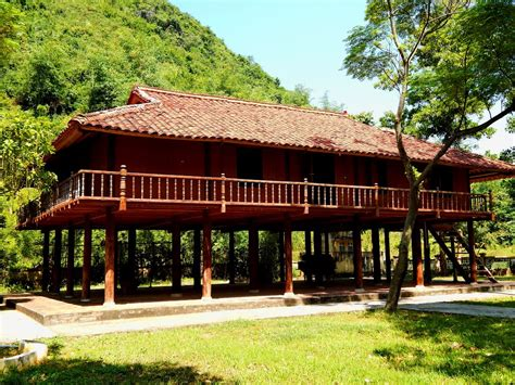 viet house vietnamese traditional house on stilts vietnam culture
