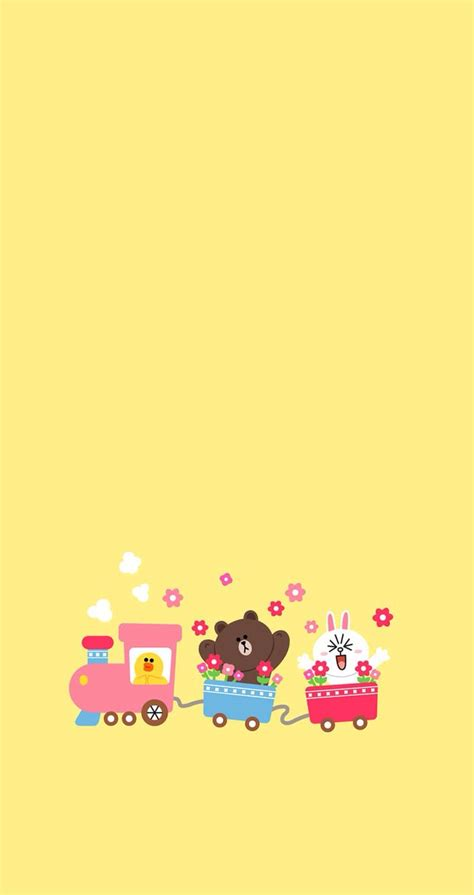 wallpaper chat line iphone 17 best images about line friends on pinterest