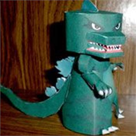 Godzilla Papercraft - 1000 images about godzilla on cat attack