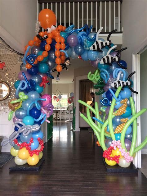 balloon decorations theme 25 best ideas about balloon decorations on